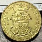 1694 England 1 Guinea Copy Coin