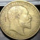 1902 United Kingdom 5 Pounds - Edward VII Copy Coin