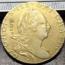 1776 United Kingdom 1 Guinea-George III Copy Coin