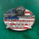 United States Navy Belt Buckle For Men's 4cm Wideth Belt Cowboy Buckles