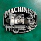 Machinist Tool Men's Metal Belt Buckles Suitable 4cm Wide Belt Head
