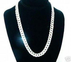 Rare Men's Jewelry Titanium Stainless Steel Necklace