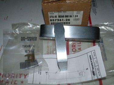 Von Duprin Trim 372-L-BE-US26D-RHR-06 626 Satin Chrome Stainless Steel 33 35 Rim