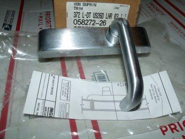 Von Duprin Trim 372-L-DT-US26D-LHR-03 626 Satin Chrome Stainless Steel 33 35 Rim