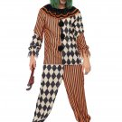 Leg Avenue Creepy Circus Clown Size ML