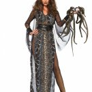 Leg Avenue 3 Pc Medusa Costume Size Small