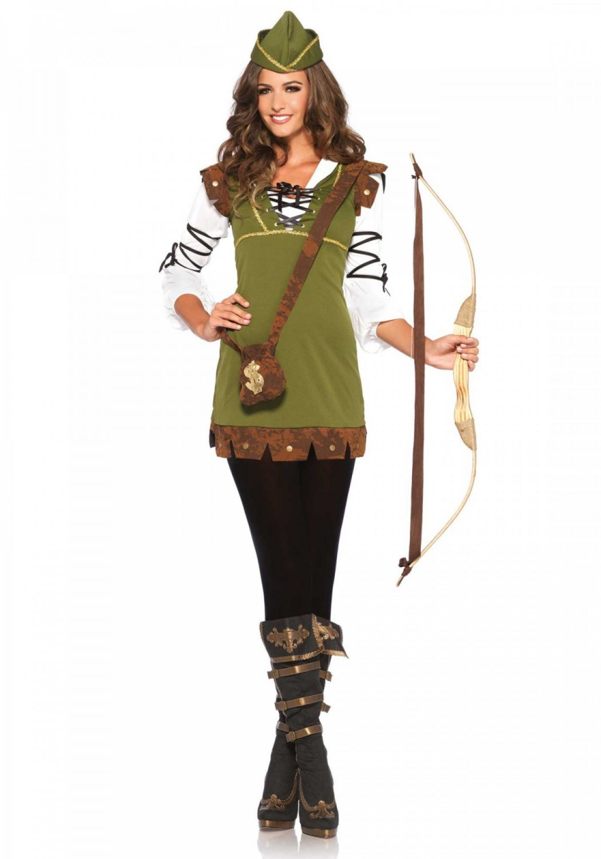 Leg Avenue Classic Robin Hood Size SM