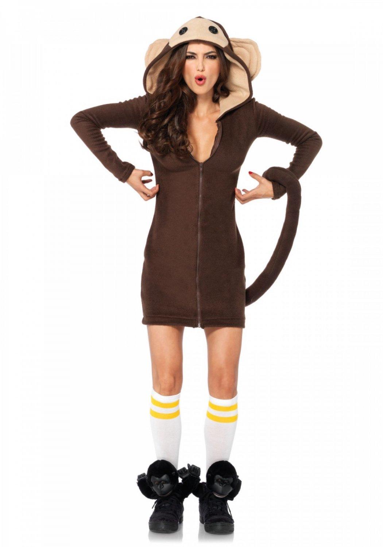 Leg Avenue Cozy Monkey Size S