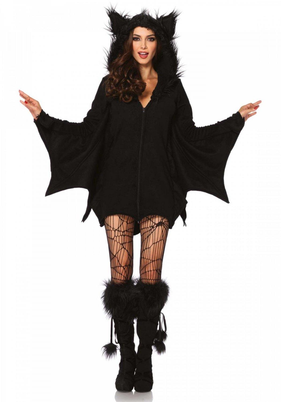 Leg Avenue Cozy Bat Size M