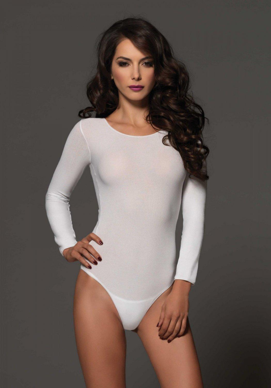 Leg Avenue Long Sleeved Bodysuit One size