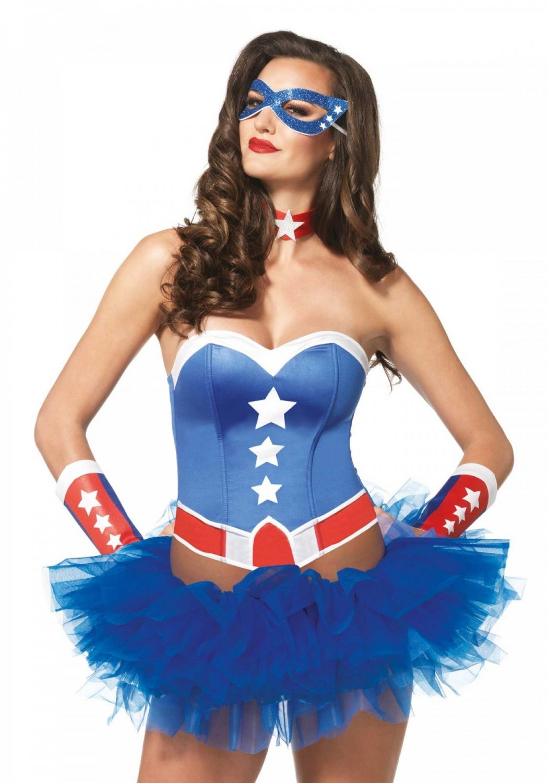 American Hero Kit Size S
