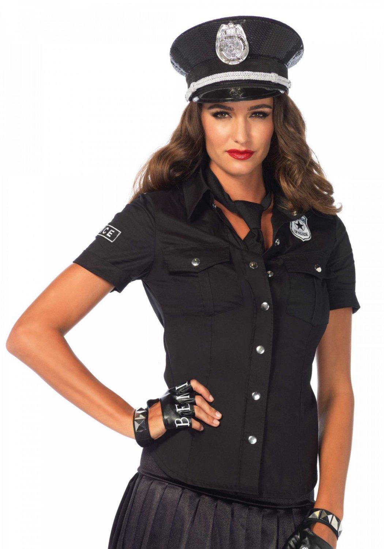 Police Shirt Size M