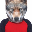Foam Wolf Head Mask