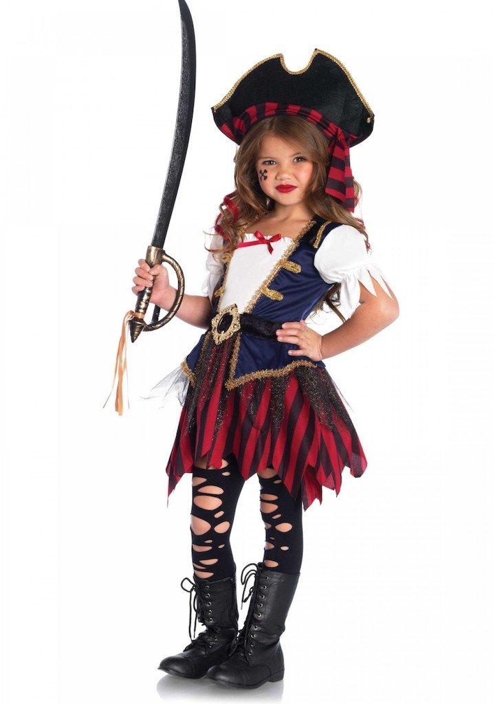 Caribbean Pirate Size XS