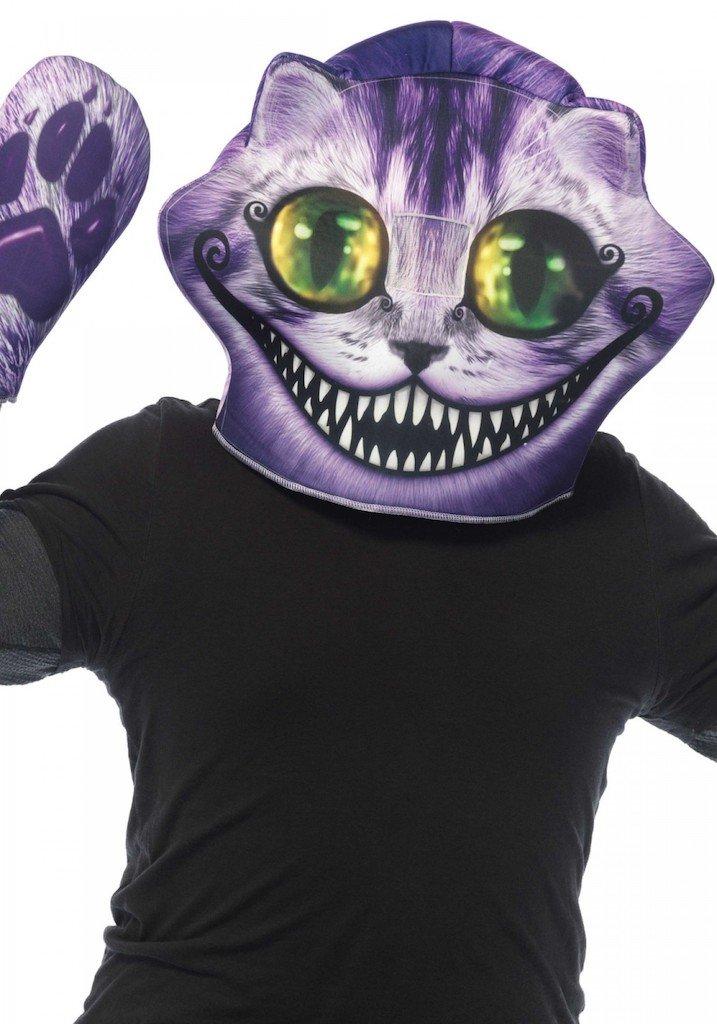 Cheshire Foam Mask & Gloves