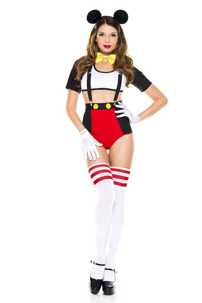 Jolly Mouse Costume Size XS