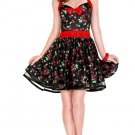 Sku 70154  Retro Sexy Cherry Costume Size XS