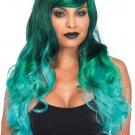 Sku A1529 Ombre jewel long wavy wig