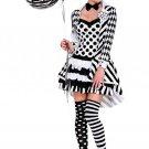 Sku 70639 Circus Damned Costume Size SM