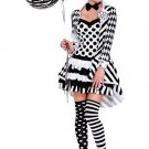 Sku 70639 Circus Damned Costume Size M/L