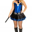 Sku 70279 Irresistible Officer Costume Size S/M