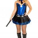 Sku 70279 Irresistible Officer Costume Size M/L