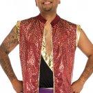 Sku 86718 2 PC Prince Al Mens Costume Size M/L