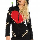 Sku 86669 Cozy Voodoo Doll Costume Size Small