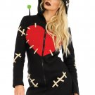 Sku 86669 Cozy Voodoo Doll Costume Size Medium