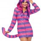 Sku 85553 Cozy Cheshire Cat Costume Size Medium