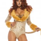 Sku 86779 3 PC Lovely Lioness Costume Size Large