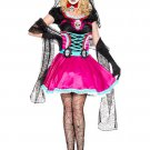 Sku 70816 Dead Catrina Costume Size ML