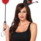 Sku A2748 Crown headband & heart scepter