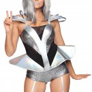 Sku 86852 Space Cadet Costume Size Small