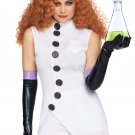 Sku 86825 4 PC Classy Mad Scientist Costume Size Medium