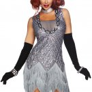 Sku 86855 2 PC Roaring Roxy Costume Size Small