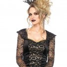 Sku A2736 Metallic Lace Imperial Crown