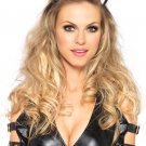 Sku A2734 Latex kitty ear headband