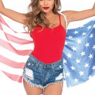 Sku A2797 Stars And Stripes Wings Size Onesize