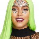 Sku Eye018 Iris adhesive face jewels sticker