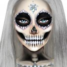 Sku Eye032 Skeleton Adhesive Face and Chest Jewel Stickers