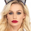 Sku A2793  Sequin Cat Ears
