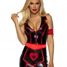 Sku 86926  4 PC Naughty Nurse Costume Size Large