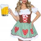 Sku 86881   Bavarian Cutie Costume Size Small