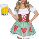 Sku 86881   Bavarian Cutie Costume Size Large