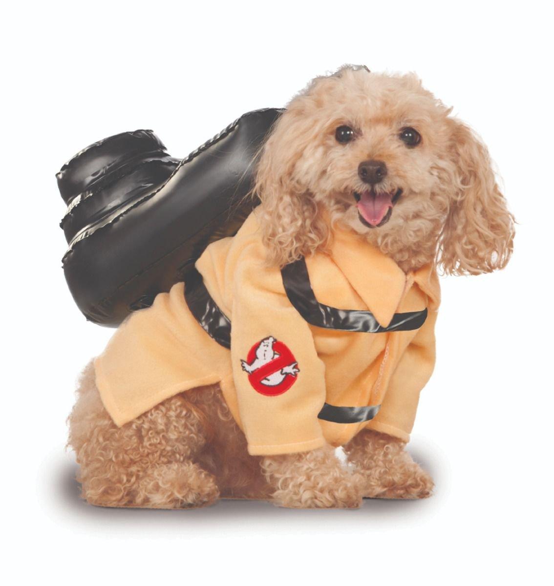Sku 887865  Pet Ghostbusters Costume Size Medium