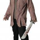 Sku 16576 Adult Jason Jacket with Inset Shirt and Mask Size Large