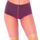 Sku 8882 Industrial Net Biker Shorts Size onesize
