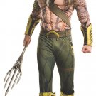 Sku 810928 Deluxe Adult Aquaman Costume Size Large