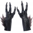 Sku 69131  Adult Aquaman Movie Trench Person Latex Hands